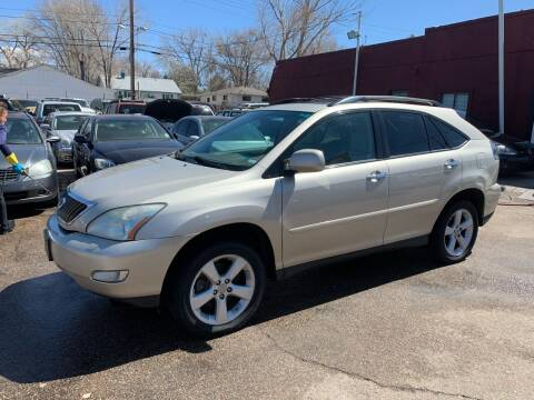 2008 Lexus RX 350 for sale at B Quality Auto Check in Englewood CO