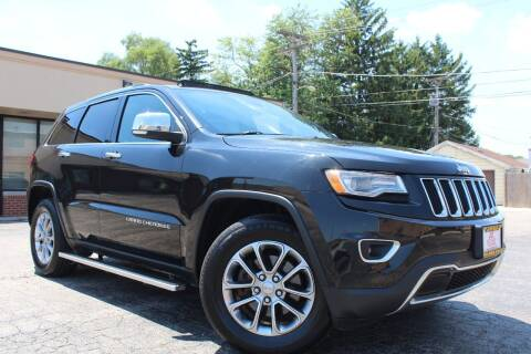 2015 Jeep Grand Cherokee for sale at JZ Auto Sales in Summit IL