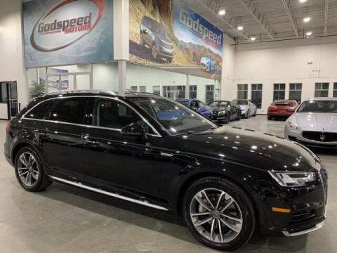 2017 Audi A4 allroad for sale at Godspeed Motors in Charlotte NC