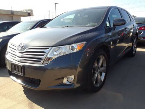 2010 Toyota Venza for sale at Auto Haus Imports in Grand Prairie TX