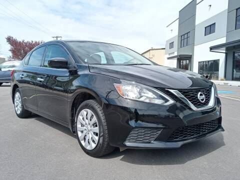 2017 Nissan Sentra for sale at AUTOMOTIVE SOLUTIONS in Salt Lake City UT