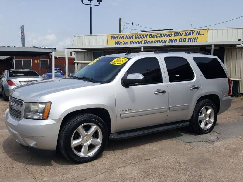 2010 Chevrolet Tahoe for sale at Taylor Trading Co in Beaumont TX