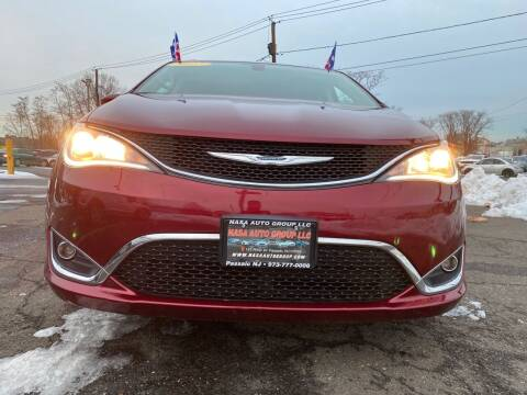 2017 Chrysler Pacifica for sale at Nasa Auto Group LLC in Passaic NJ