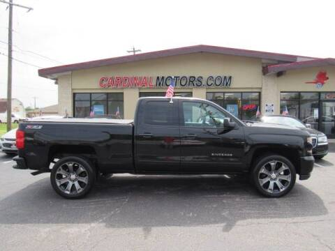 2016 Chevrolet Silverado 1500 for sale at Cardinal Motors in Fairfield OH