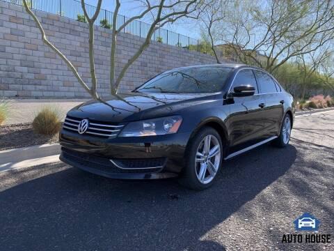2014 Volkswagen Passat for sale at AUTO HOUSE TEMPE in Tempe AZ