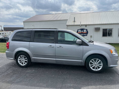 2014 Dodge Grand Caravan for sale at B & B Sales 1 in Decorah IA