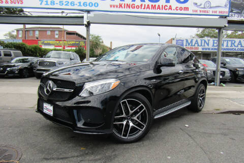 2019 Mercedes-Benz GLE for sale at MIKEY AUTO INC in Hollis NY