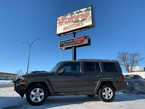2006 Jeep Commander for sale at Victory Motors in Waterloo IA