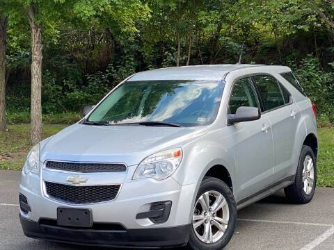 2012 Chevrolet Equinox for sale at Diamond Automobile Exchange in Woodbridge VA