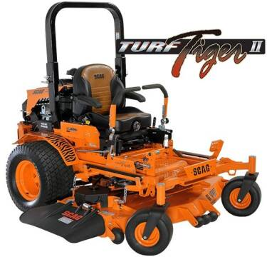 2021 Scag Turf Tiger II for sale at Ben's Lawn Service and Trailer Sales in Benton IL