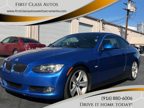 2008 BMW 3 Series for sale at Car Source Center in West Sacramento CA