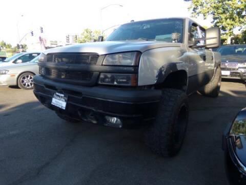 2005 Chevrolet Silverado 1500 for sale at Phantom Motors in Livermore CA
