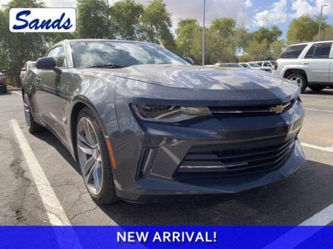 2017 Chevrolet Camaro for sale at Sands Chevrolet in Surprise AZ