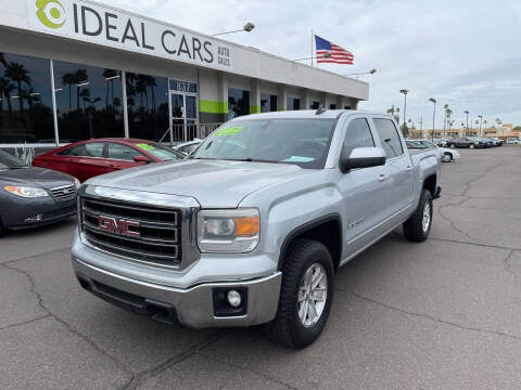 2015 GMC Sierra 1500 for sale at Ideal Cars Broadway in Mesa AZ