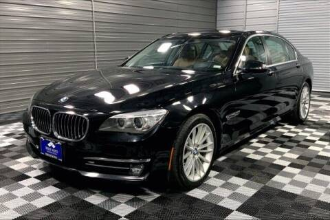 2013 BMW 7 Series for sale at TRUST AUTO in Sykesville MD