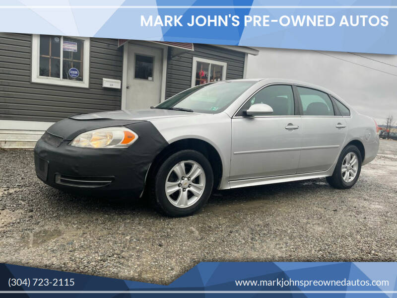 2013 Chevrolet Impala for sale at Mark John's Pre-Owned Autos in Weirton WV