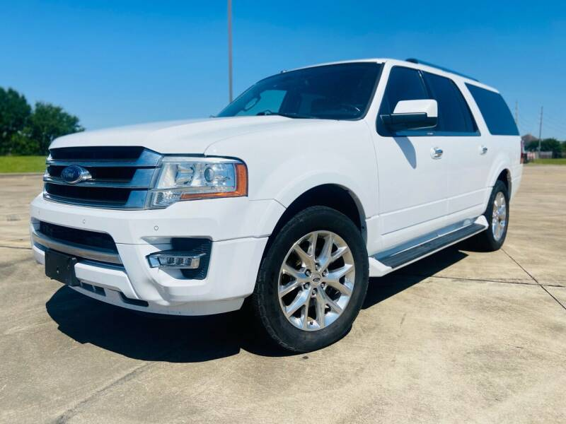 2016 Ford Expedition EL for sale at AUTO DIRECT Bellaire in Houston TX