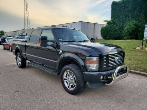 2008 Ford F-250 Super Duty for sale at DFW Autohaus in Dallas TX
