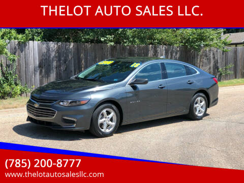 2018 Chevrolet Malibu for sale at THELOT AUTO SALES LLC. in Lawrence KS