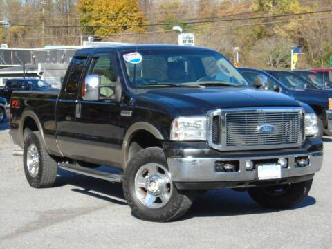 2006 Ford F-250 Super Duty for sale at Jarboe Motors in Westminster MD