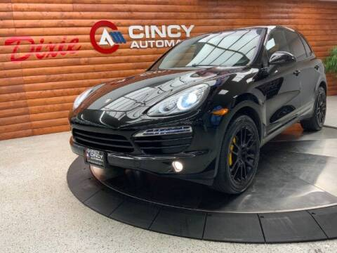 2011 Porsche Cayenne for sale at Dixie Motors in Fairfield OH