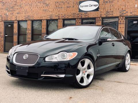 2009 Jaguar XF for sale at Supreme Carriage in Wauconda IL