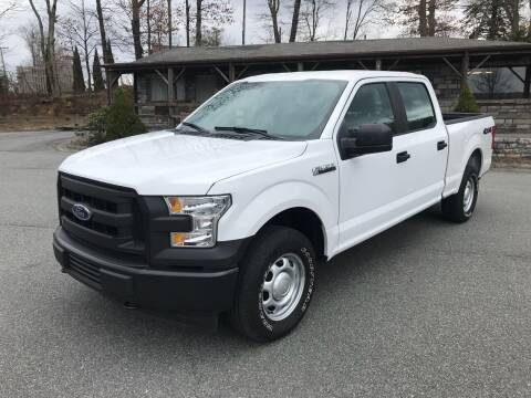 2017 Ford F-150 for sale at Highland Auto Sales in Boone NC