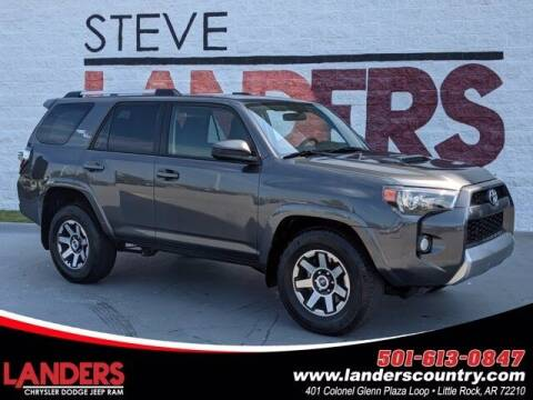2018 Toyota 4Runner for sale at The Car Guy powered by Landers CDJR in Little Rock AR