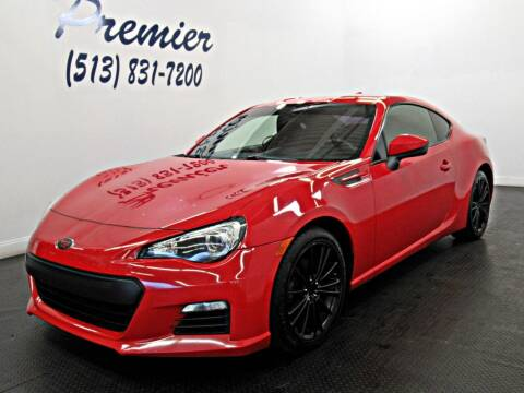 2015 Subaru BRZ for sale at Premier Automotive Group in Milford OH