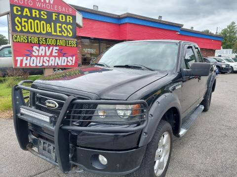 2008 Ford F-150 for sale at HW Auto Wholesale in Norfolk VA