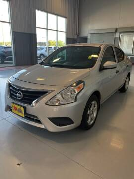 2016 Nissan Versa for sale at Tom Peacock Nissan (i45used.com) in Houston TX