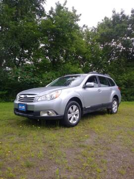 2012 Subaru Outback for sale at Valley Motor Sales in Bethel VT