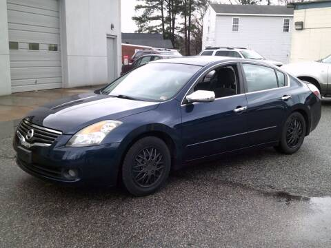 2009 Nissan Altima for sale at Wamsley's Auto Sales in Colonial Heights VA