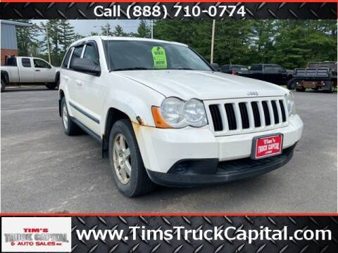 2008 Jeep Grand Cherokee for sale at TTC AUTO OUTLET/TIM'S TRUCK CAPITAL & AUTO SALES INC ANNEX in Epsom NH