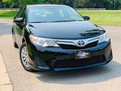 2012 Toyota Camry for sale at Boise Auto Group in Boise ID