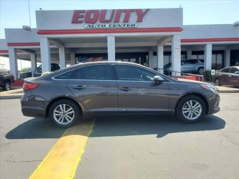 2016 Hyundai Sonata for sale at EQUITY AUTO CENTER in Phoenix AZ