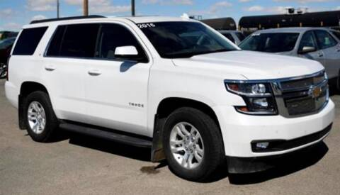 2016 Chevrolet Tahoe for sale at Torgerson Auto Center in Bismarck ND