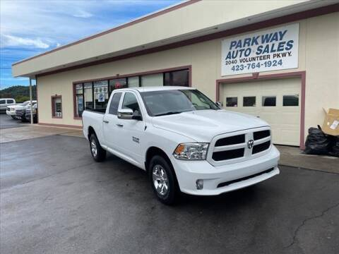 2016 RAM Ram Pickup 1500 for sale at PARKWAY AUTO SALES OF BRISTOL in Bristol TN