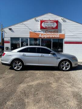 2010 Ford Taurus for sale at MARION TENNANT PREOWNED AUTOS in Parkersburg WV
