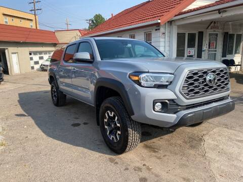 2021 Toyota Tacoma for sale at STS Automotive in Denver CO