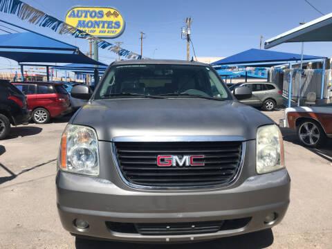 2008 GMC Yukon XL for sale at Autos Montes in Socorro TX