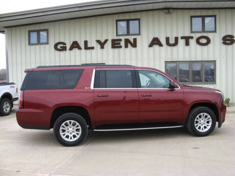 2020 GMC Yukon XL for sale at Galyen Auto Sales Inc. in Atkinson NE
