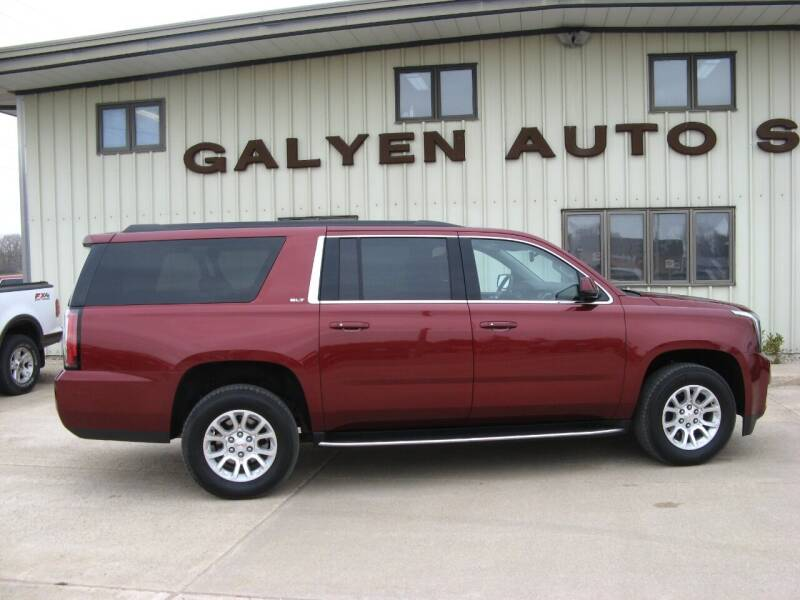 2020 GMC Yukon XL for sale at Galyen Auto Sales Inc. in Atkinson NE