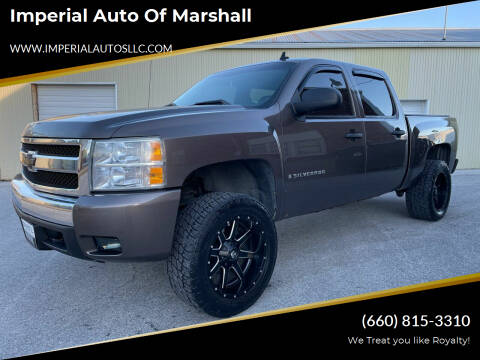 2007 Chevrolet Silverado 1500 for sale at Imperial Auto of Marshall in Marshall MO