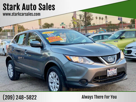 2019 Nissan Rogue Sport for sale at Stark Auto Sales in Modesto CA