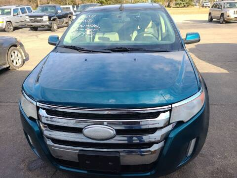 2011 Ford Edge for sale at All State Auto Sales, INC in Kentwood MI