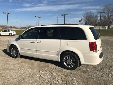 2013 Dodge Grand Caravan for sale at Lannys Autos in Winterset IA