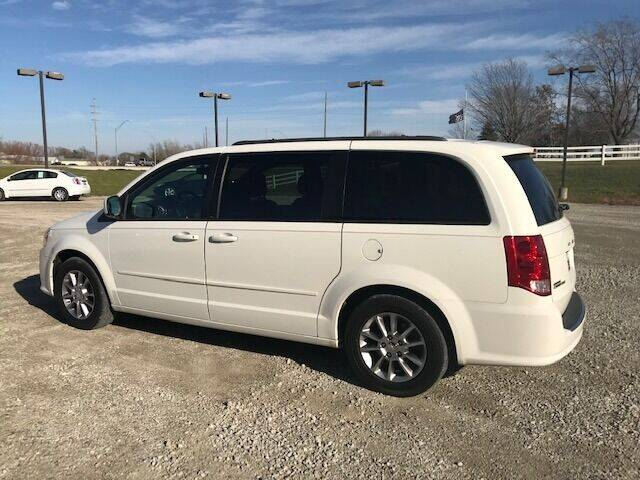 2013 Dodge Grand Caravan for sale at Lannys Autos in Winterset IA