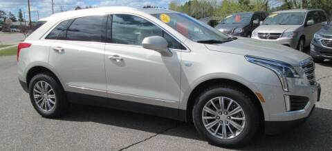 2017 Cadillac XT5 for sale at The AUTOHAUS LLC in Tomahawk WI