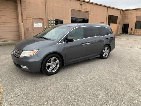 2012 Honda Odyssey for sale at Certified Auto Exchange in Indianapolis IN